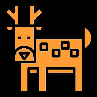 noun_Deer_1883338_FF9C34